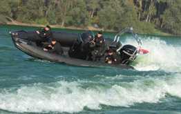 ADVANCE MILITARY RIB ČAMCI